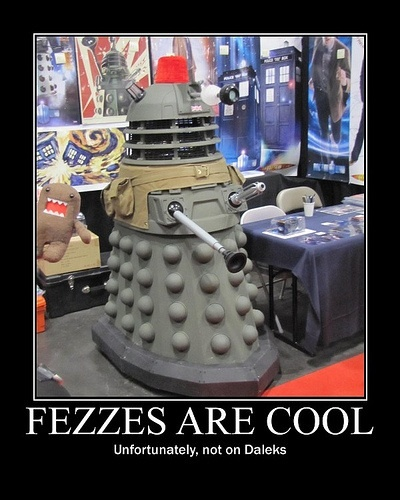 Here have some whovian humour