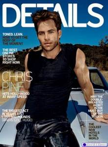 Chris Pine is mighty FINE<3