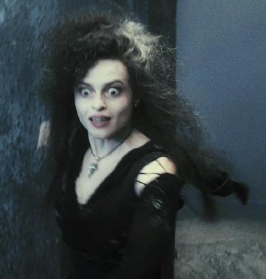 Here have a Bellatrix