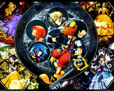 Kingdom Hearts<33333333