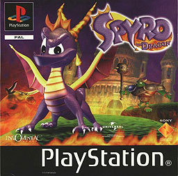 I grew up playing Spyro!!! :D and Crash Bandicoot :D