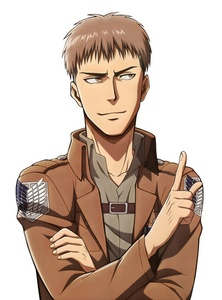 Jean Kirschtein (Attack on Titan) was initially jackass-y, lol. But he's so hot, so I forgive him~