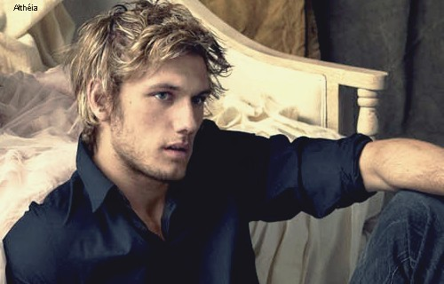 Alex Pettyfer!!!!!!!!!! Jonathan Rhys Meyers is #2 and Zac Efron is #3