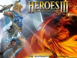 "Well...it's a PC game: ""Heroes of Might and Magic III"" I even set up a club of it here on Fanpop: http://www.fanpop.com/clubs/heroes-of-might-and-magic-iii"