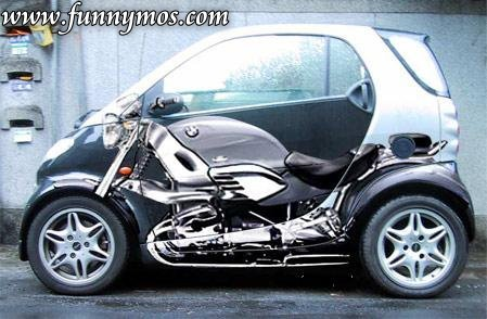 Is it a car o a motorcycle?