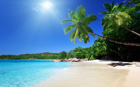 Hawaii strand :)