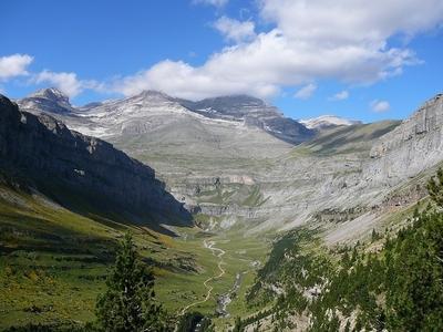 The Pyreneeën ( France/Spain )