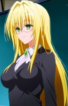 Tearju from To Love-Ru.