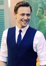 This amazing man... Tom Hiddleston