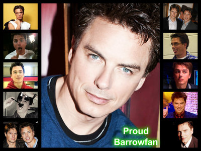 My scottish hero,idol,inspiration,idol..Hes not even a crush, hes mais than that. His name is John Barrowman!