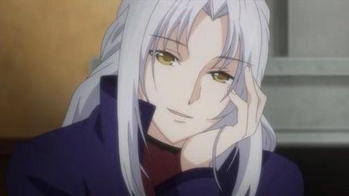 Sion from Densetsu no Yuusha no Densetsu!