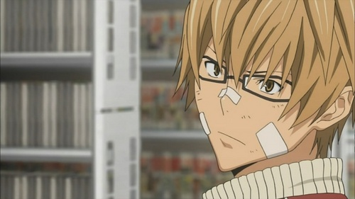 Akito Takagi- Bakuman He was initially 14 . . . .