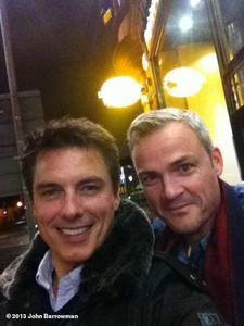 John & Gavin!