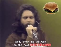 "I typed ""cheeseburger"" into google imágenes and this was the first thing that came up."