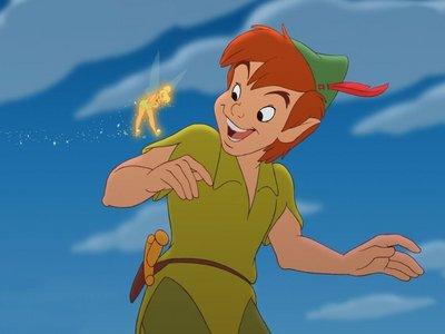 It was Peter Pan XD