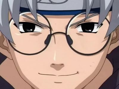 A younger Kabuto from Naruto could pull off charming when he chose to. Especially while working as a spy. :)
