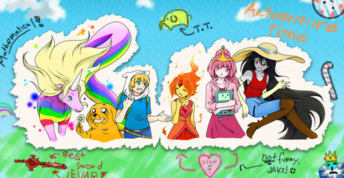 it's my desktop background...