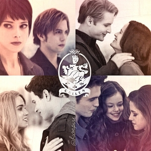 my fave vampire family...The Cullens<3