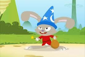 Rockin' that Mickey costume, Rabbit! X3