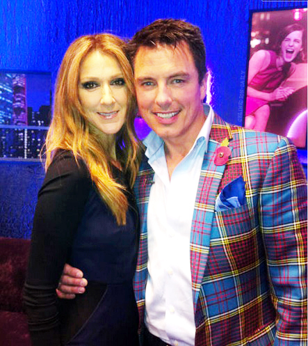 He can sing, he can act, he can entertain..His name is John Barrowman!