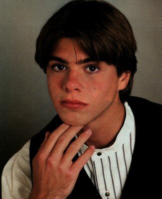 Matt in his teen years. :)