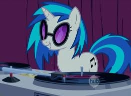 DJ Pon-3. No contest.