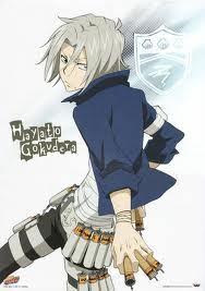 First person I thought of when I read the soalan ... Gokudera Hayato from Katekyo Hitman Reborn !