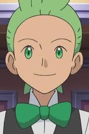 Cilan from Pokemon