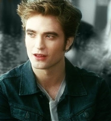 my sexy vampire,Edward with sideburns<3
