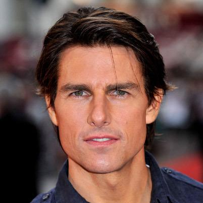 Tom Cruise -_- I dislike him lebih than Benedict Cumbersick(Cumberbatch).