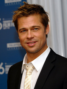 Brad Pitt! The only movie I liked him in is Troy. I just don't get what is so good about him.