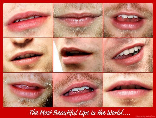 Robert's sexy,kissable British lips.They are the most beautiful lips in the world<3