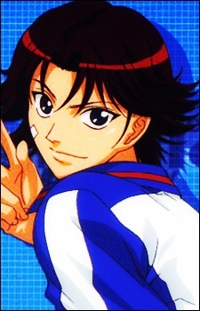 Eiji Kikumaru from Prince of Tennis...! <3