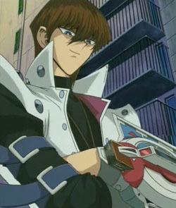 Mine was Seto Kaiba from Yu-Gi-Oh