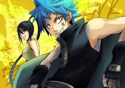 I do prefer Soul Eater to Death Note. I absolutely loved the art style and concept and found it very unique! Death Note was very good as well, but I definitely prefer Soul Eater. The Musica in Soul Eater was very good as well, and I've rewatched the mostra many times (even once with my little brother)