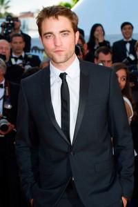 my gorgeous Robert in a black tie<3