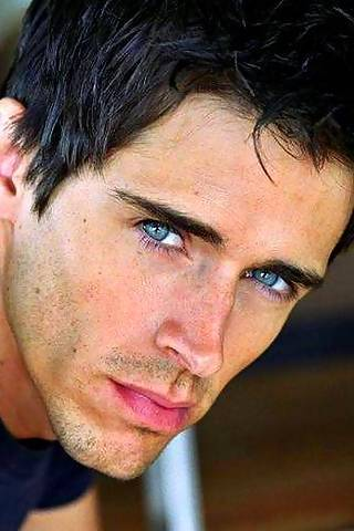 Brandon Beemer has amazing eyes!