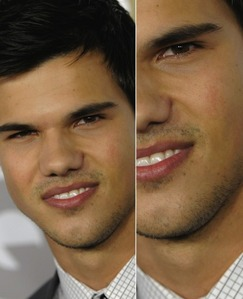 some say that my friend's son,Jacob looks a little like Taylor Lautner