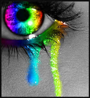 Yep, i make up a lot of just scenes in my head but not a full anime story plot from start to finish. I'll just post one of my random ideas. A girl who has eyes that change colors depending on her mood. When she's not thinking and relaxed they turn into regenboog colors and when that happens people are afraid of her because now she is 'different' looking. So she makes it her goal to live life always feeling some emotion, whether good of bad so she can have just one color on her eyes. She can never be calm, always constantly thinking when she is in public. She also has to keep distance from people because they notice that her eyes will be different colors, so she often is alone but she convinces herself that she likes being alone. That's as far as I've got. I've got other scenes where she turns a certain age and that's when her eyes begin to be able to control the weather, objects, and people. She doesn't know why she can suddenly do these powers but she doesn't have control over it. Her days of being alone and not relying on others is over. She meets vrienden along the way and makes enemies as well. And some 'friends' just want to use her for her powers. She has to learn who is true and who she can trust. Her name is Shikisai which roughly means vlinder colors _______________ So good? Cheesy? Worth writing and thinking about more?