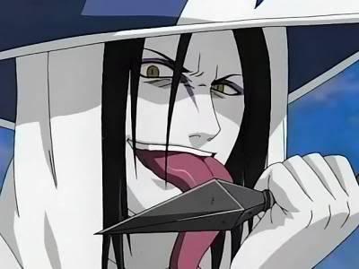 Lord Orochimaru - Naruto