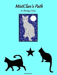 Here ya go. Miststar is all starry like a StarClan cat.