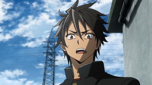 Takashi Komuro(highschool of the dead)