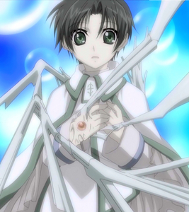 Teito Klein from 07 Ghost
