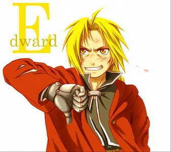 Edward Elric. I've watched both him and Rin, and they are similar. Ed is really funny but also cool, thoughtful and not about some points at the same time, and is willing to do anything for his little brother, anything... perfect <3