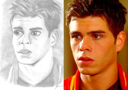 My fanart of Matthew Lawrence :)
