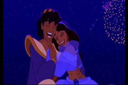 Aladdin và cây đèn thần and Jasmine, since we've already seen Jafar.