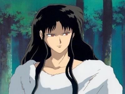 1. Naraku. {Inuyasha. The fucking BOSS!!!!} 2. Shion Sonozaki. {Higurashi. Scariest sexiest woman ever.} 3. Spirit Albarn. {Soul Eater. Only character I liked in the stupid show.} 4. Byakuya. {Inuyasha. No not the Bleach one, idiots.} 5. Saeiko Busujima. {Highschool of the Dead. Female version of Sephiroth.}