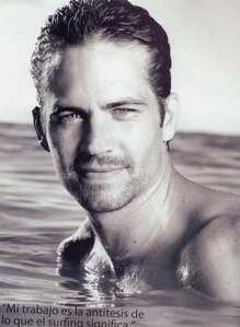 my handsome American hottie,Paul in the water<3