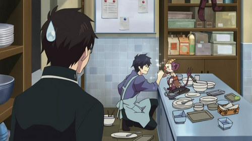 Yukio from Ao no Exorcist!