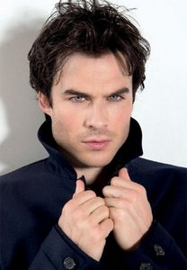My birthday is in December, so is Ian Somerhalder's, his on the 8th.